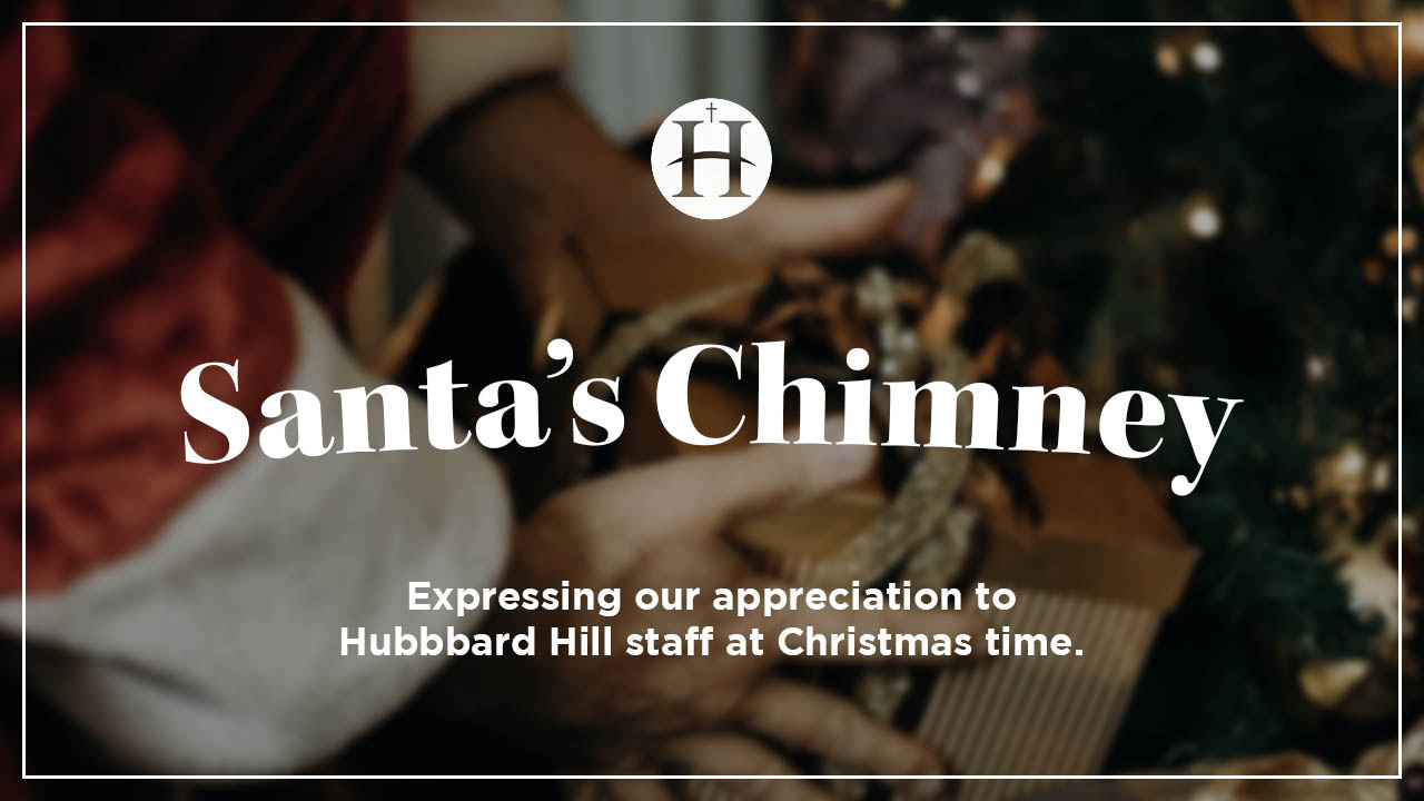 "Featured image for ""Santa's Chimney Awards Hubbard Hill Staff"""